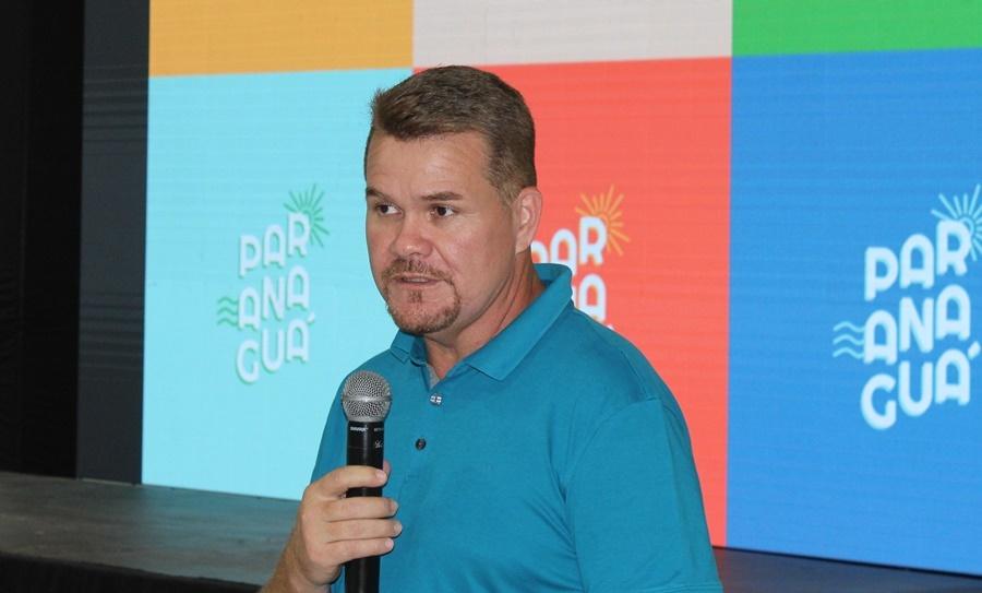 O prefeito de Paranaguá, Marcelo Roque, destacou que o lançamento do sistema é mais um marco para o turismo parnanguara.