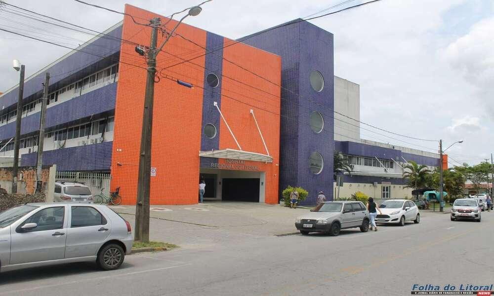 Mulher de 73 anos, moradora em Paranaguá, morre de Covid-19 no HRL