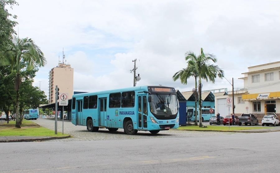 """Transporte Público volta a operar dentro da """"normalidade"""" em Paranaguá"""