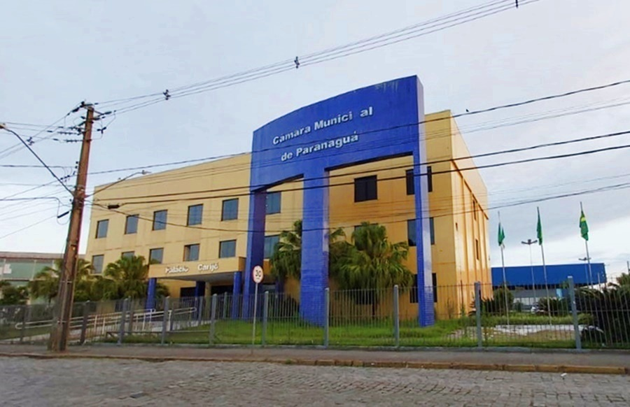 Câmara de Paranaguá realiza sessão de abertura dos trabalhos legislativos de 2021