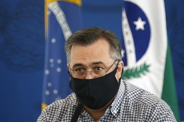 Secretário de Estado da Saúde, Beto Preto, testa positivo para a Covid-19