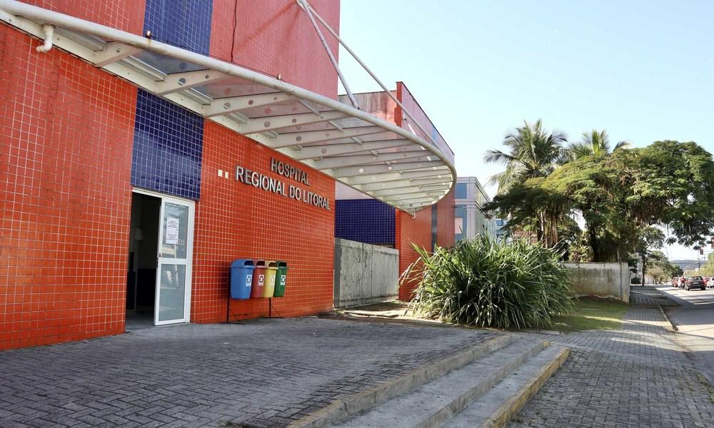 Hospital Regional do Litoral atinge quase 100% de ocupação na UTI da Ala Covid-19
