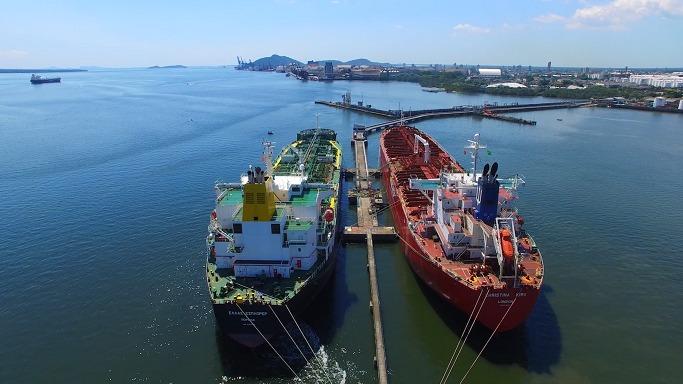 Cattalini amplia capacidade operacional para recebimento de navios de até 70mil DWT