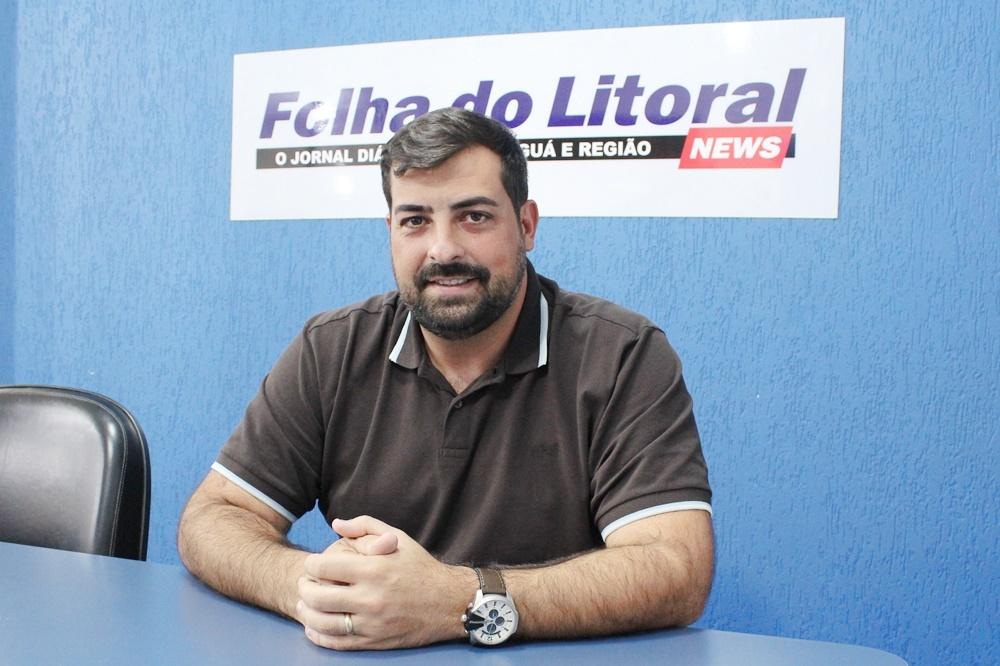 Renan Britto diz que seu mandato será voltado à população, mas com atenção aos idosos