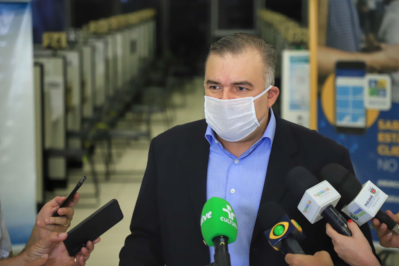 Entre as novidades apresentadas pelo secretário de Estado da Justiça, Família e Trabalho, Ney Leprevost, estão a nova campanha do aplicativo Paraná Serviços