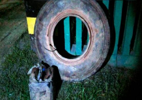 Dupla é presa pela GCM acusada de furtar estepe e óleo diesel em Alexandra