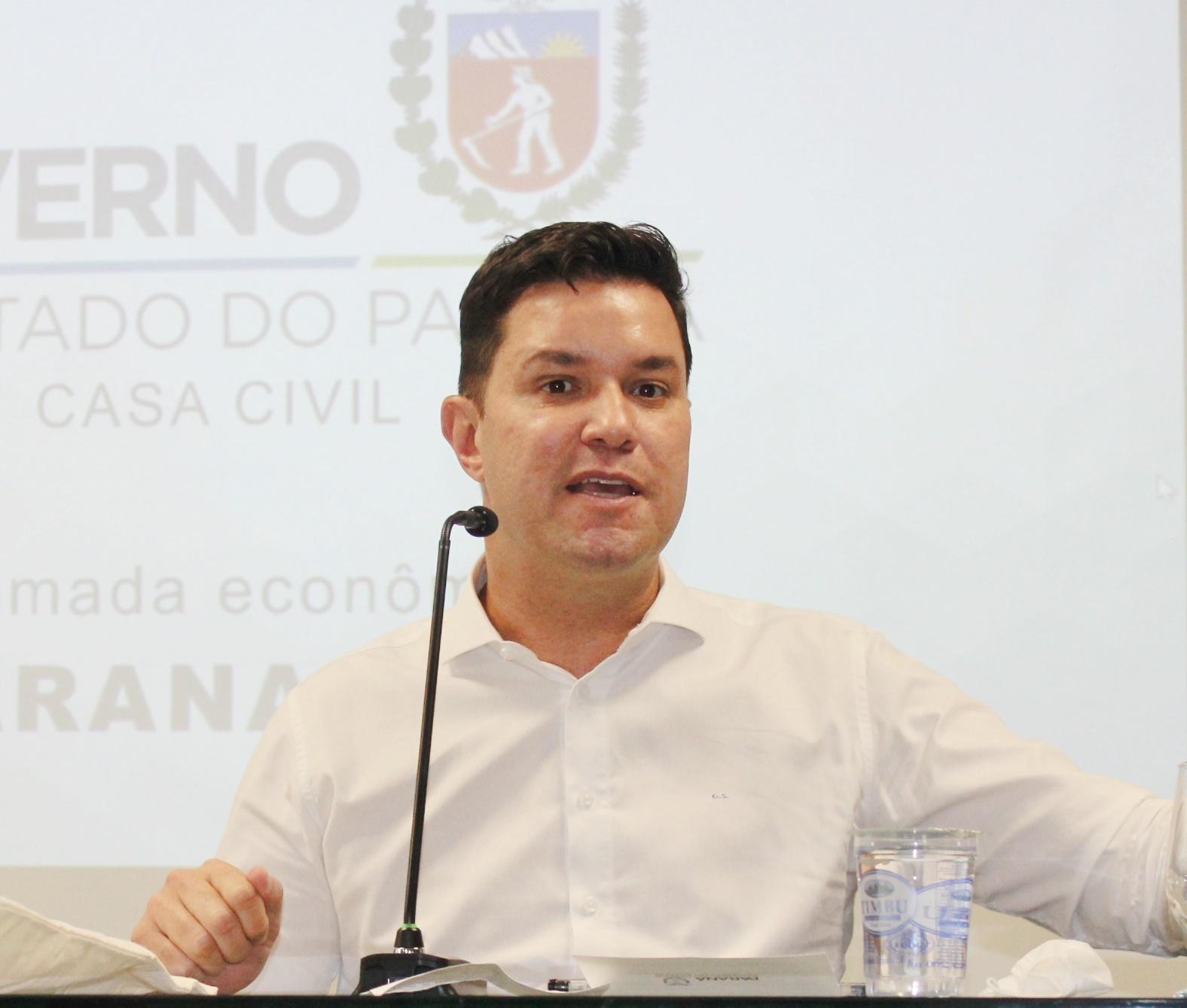 chefe de Gabinete da Casa Civil, Guto Silva