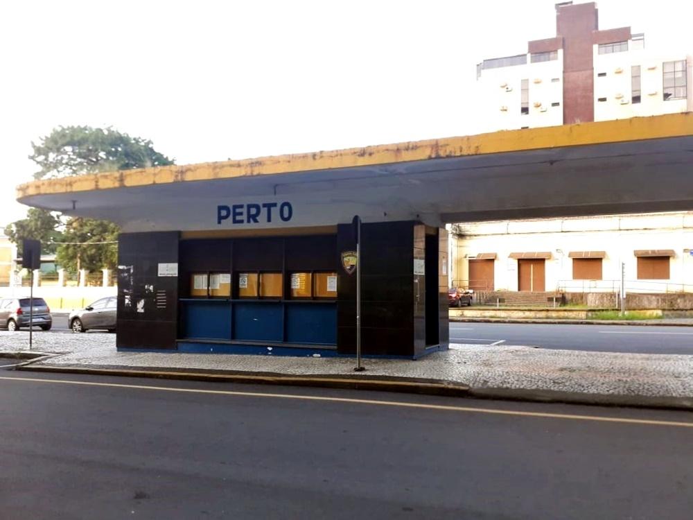 Módulo da Guarda Municipal na Arthur de Abreu é ponto de retirada do Cartão SUS