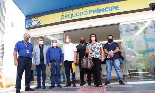 Hospital Pequeno Príncipe poderá se instalar em Paranaguá
