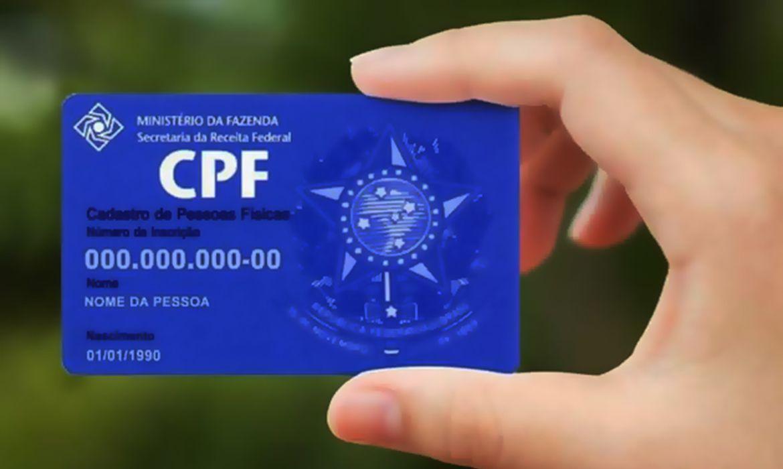 Receita Federal alerta para fraudes na regularização de CPFs por terceiros