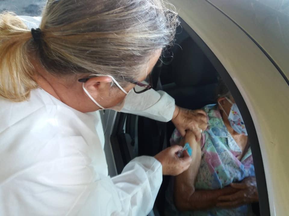Matinhos avança na vacinação contra a Covid-19