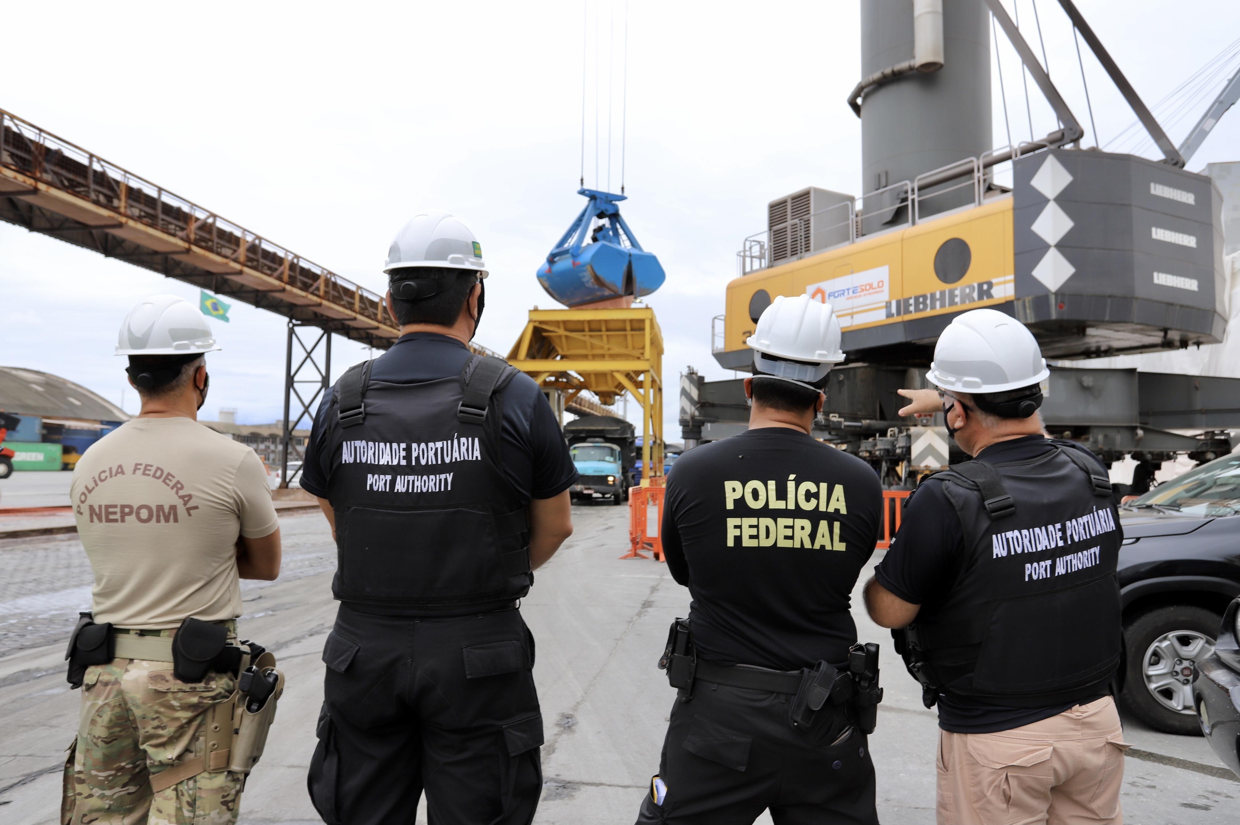 Porto coopera com Operação Internacional contra a poluição marítima