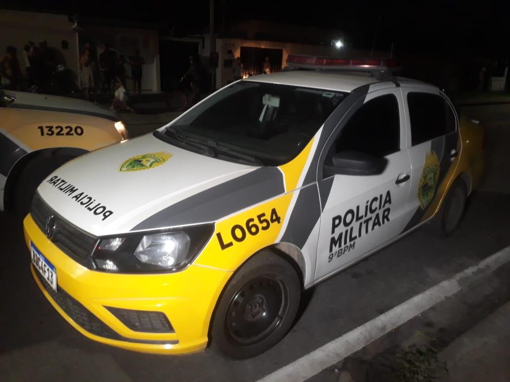 Tiros na madrugada: Rapaz é atingido por cinco disparos na praça do Jardim Samambaia