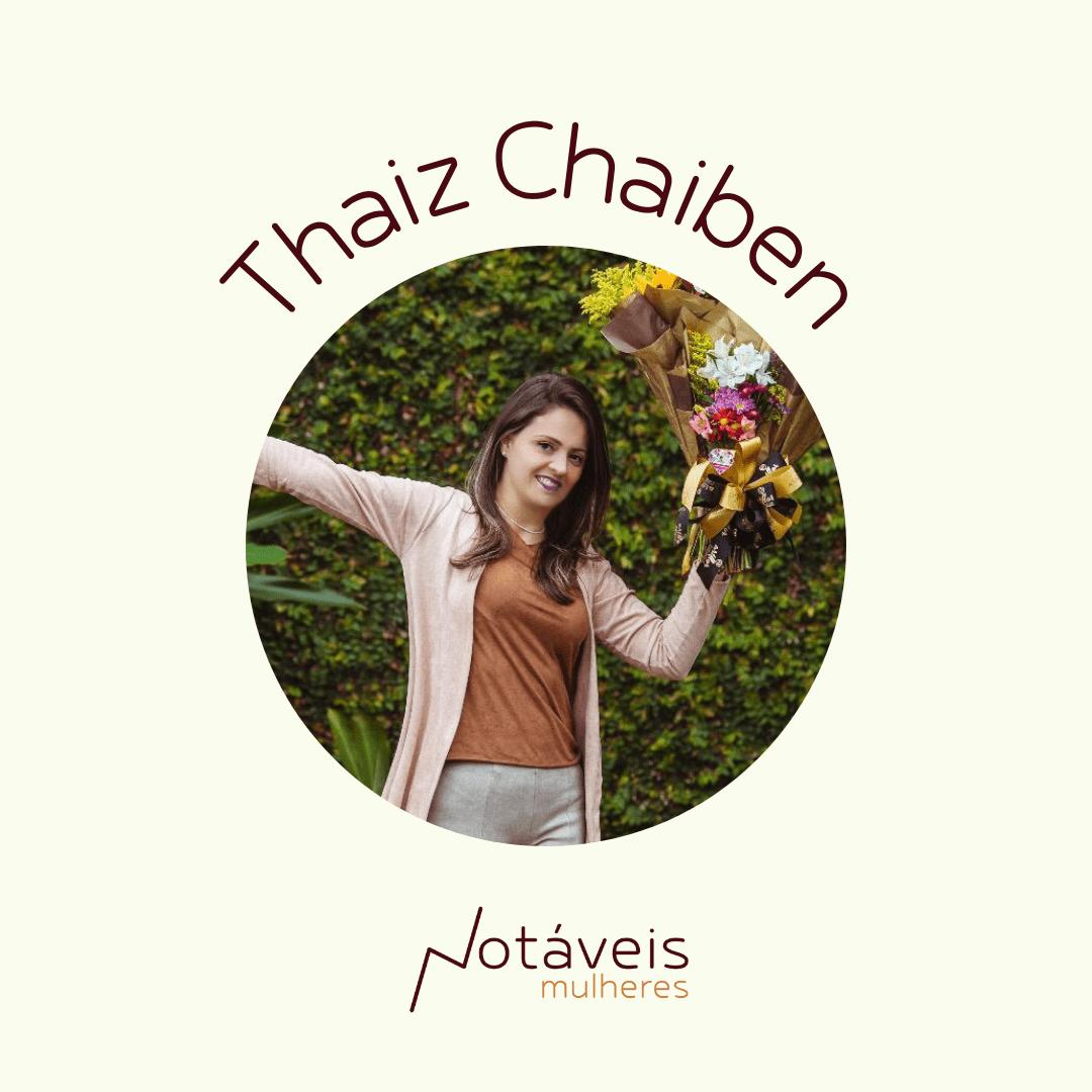 Thaiz Chaiben