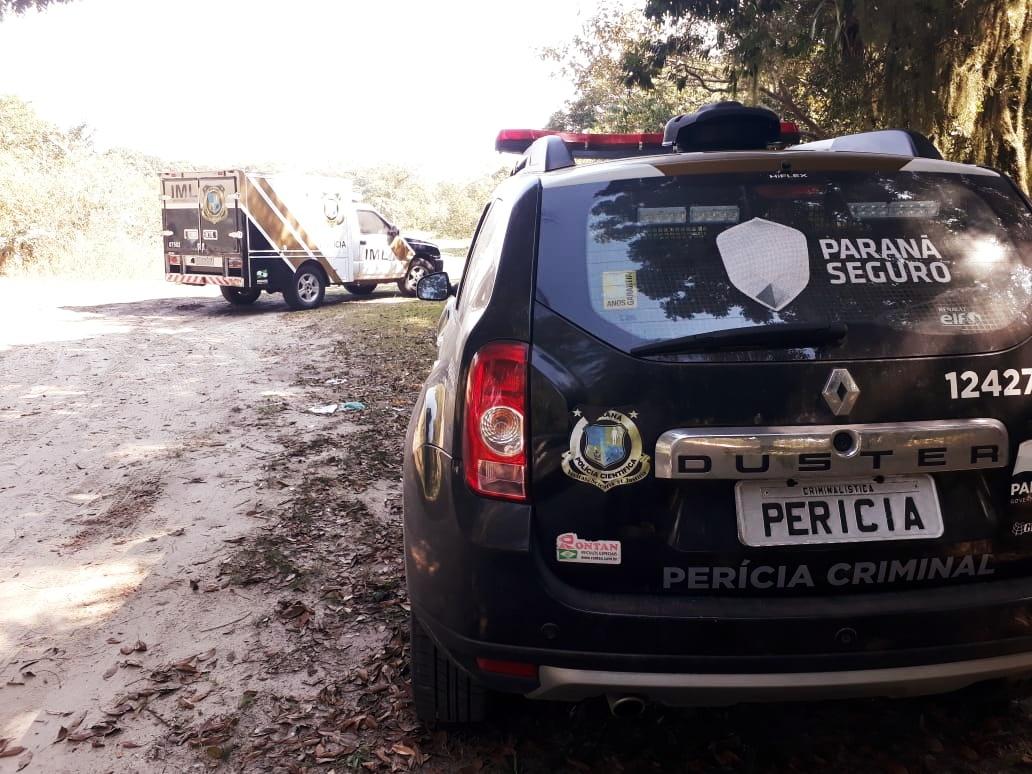 Identificado no IML corpo encontrado na zona rural de Antonina
