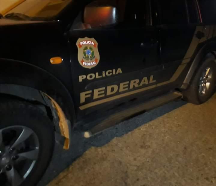 Polícia Federal identifica substância que causou explosões em Paranaguá
