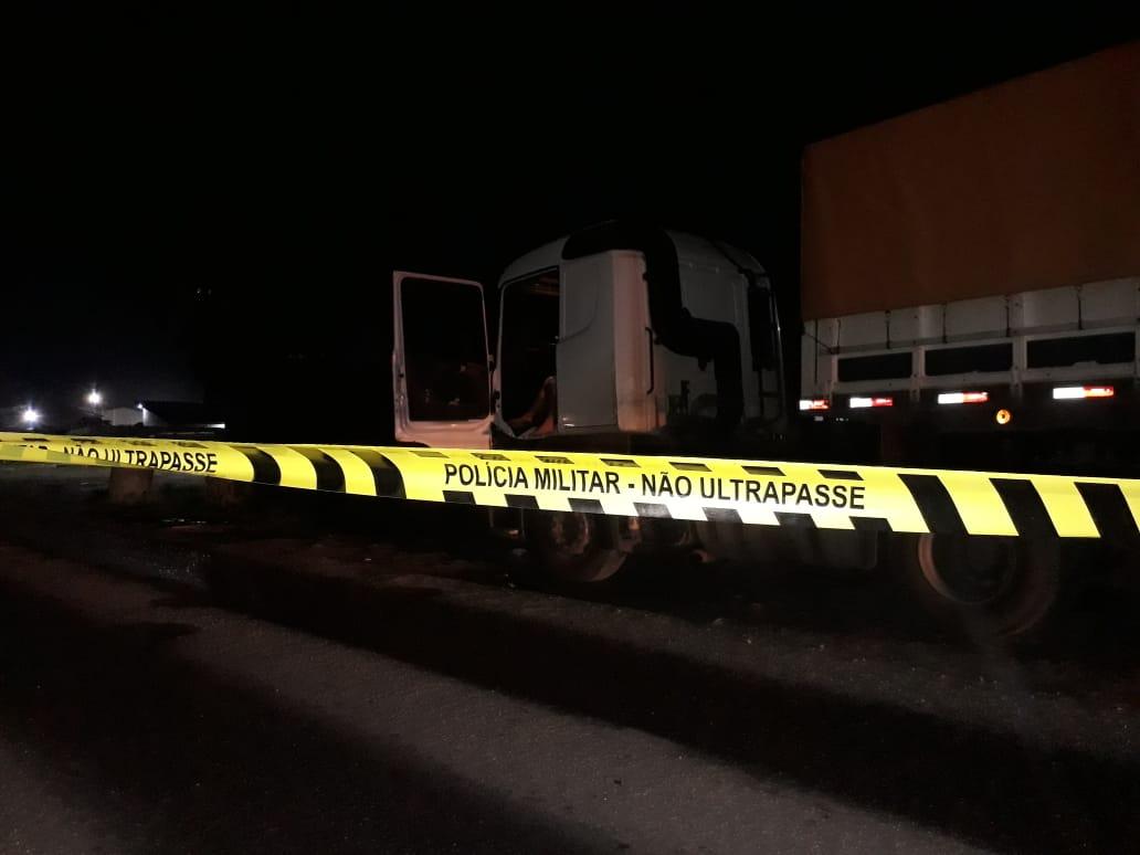 LATROCÍNIO: Suspeitos de matar e roubar caminhoneiro em Paranaguá estão sendo investigados