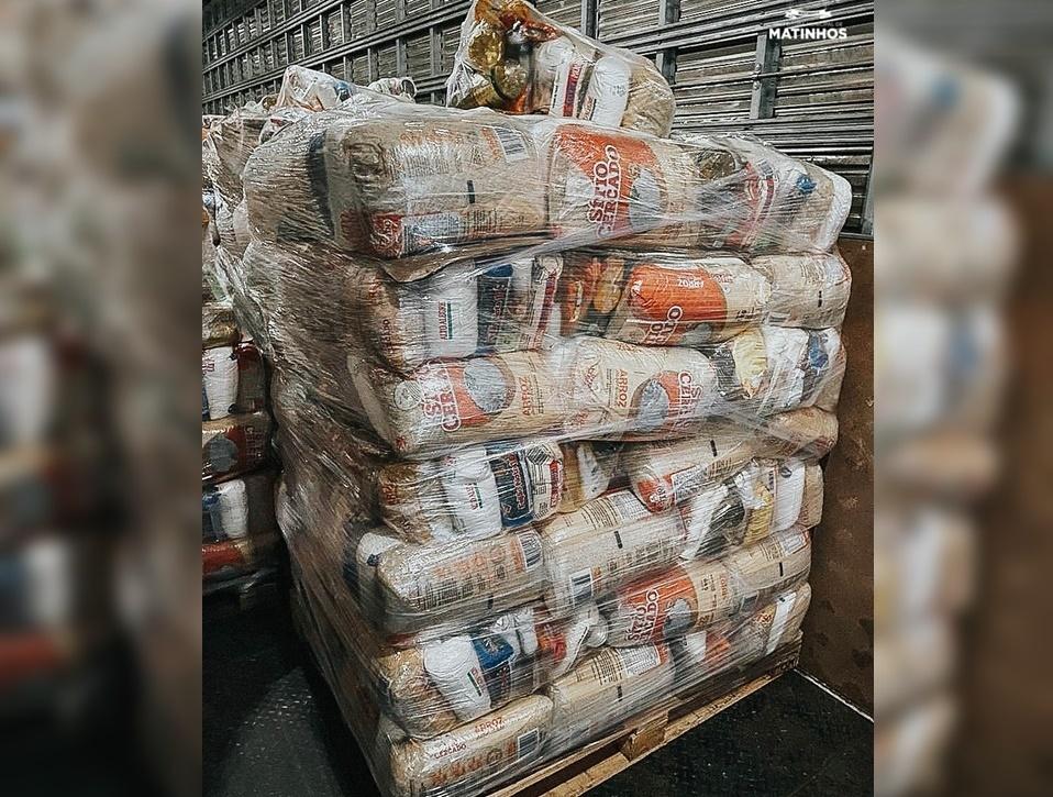 Matinhos: entrega da Cesta Vida permanece nas datas estipuladas, garante prefeitura