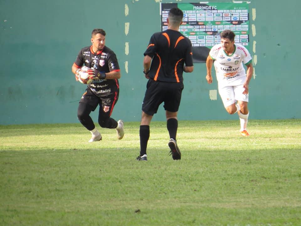 Rio Branco conquista mais um ponto fora de casa e segue invicto no campeonato