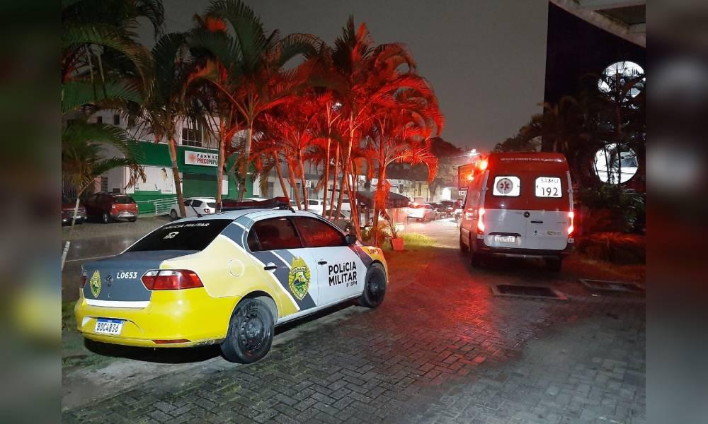 Motorista de aplicativo é baleado durante assalto no Embocuí