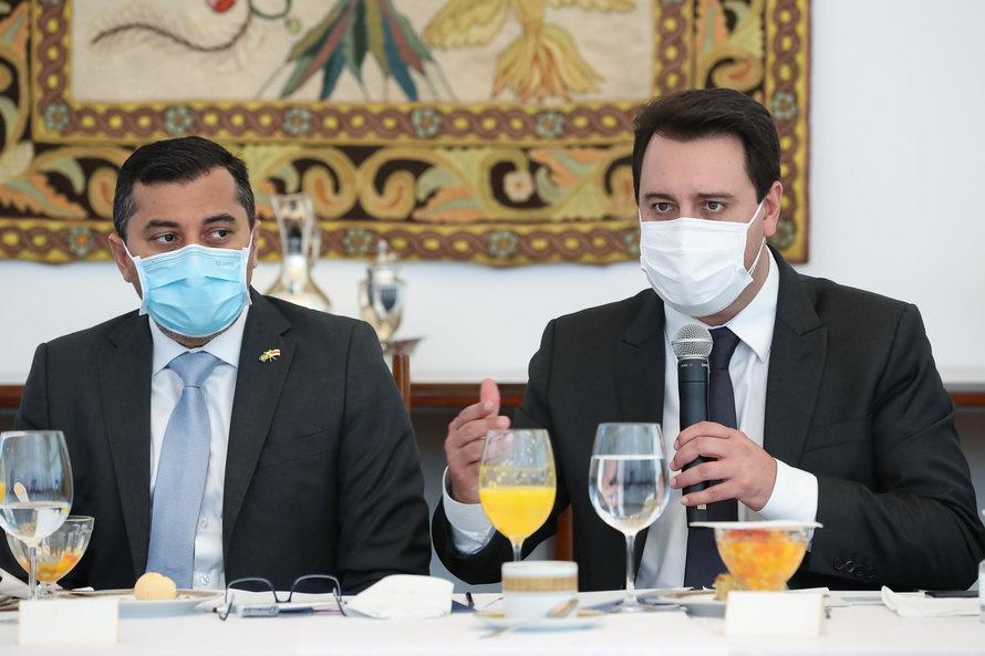Governador participa da criação de comitê nacional para enfrentamento da pandemia
