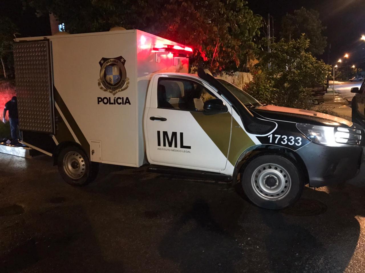 IML recolhe corpos das execuções