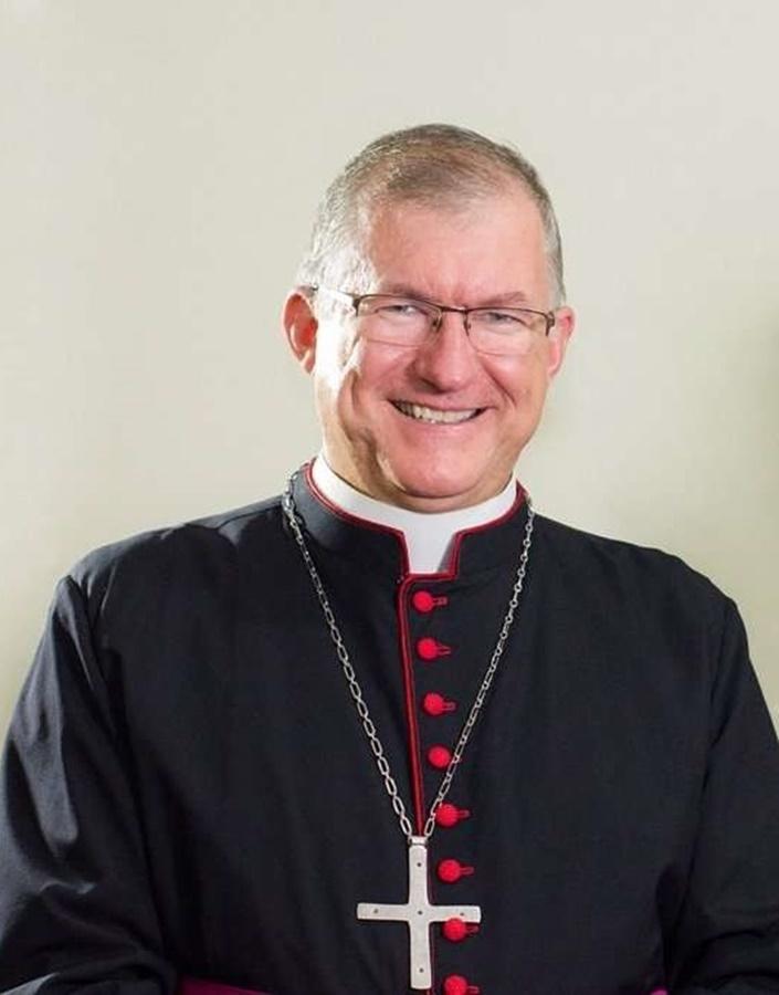 Dom Edmar Peron, bispo da Diocese de Paranaguá, a qual abrange os sete municípios do litoral paranaense e seis do Vale da Ribeira