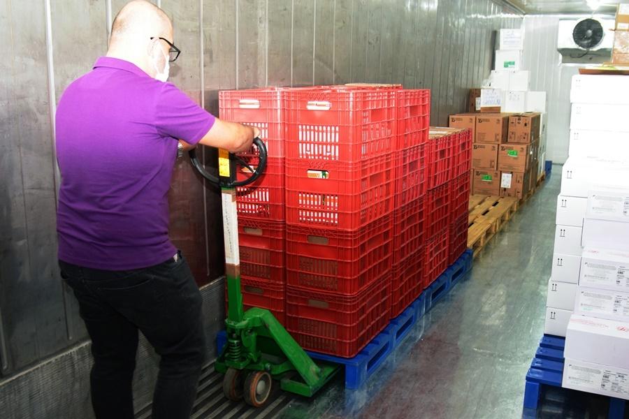 O Governo do Estado começa a distribuição da uma nova remessa de vacinas contra o coronavírus nesta quinta-feira (18). - Foto: Américo Antonio/SESA