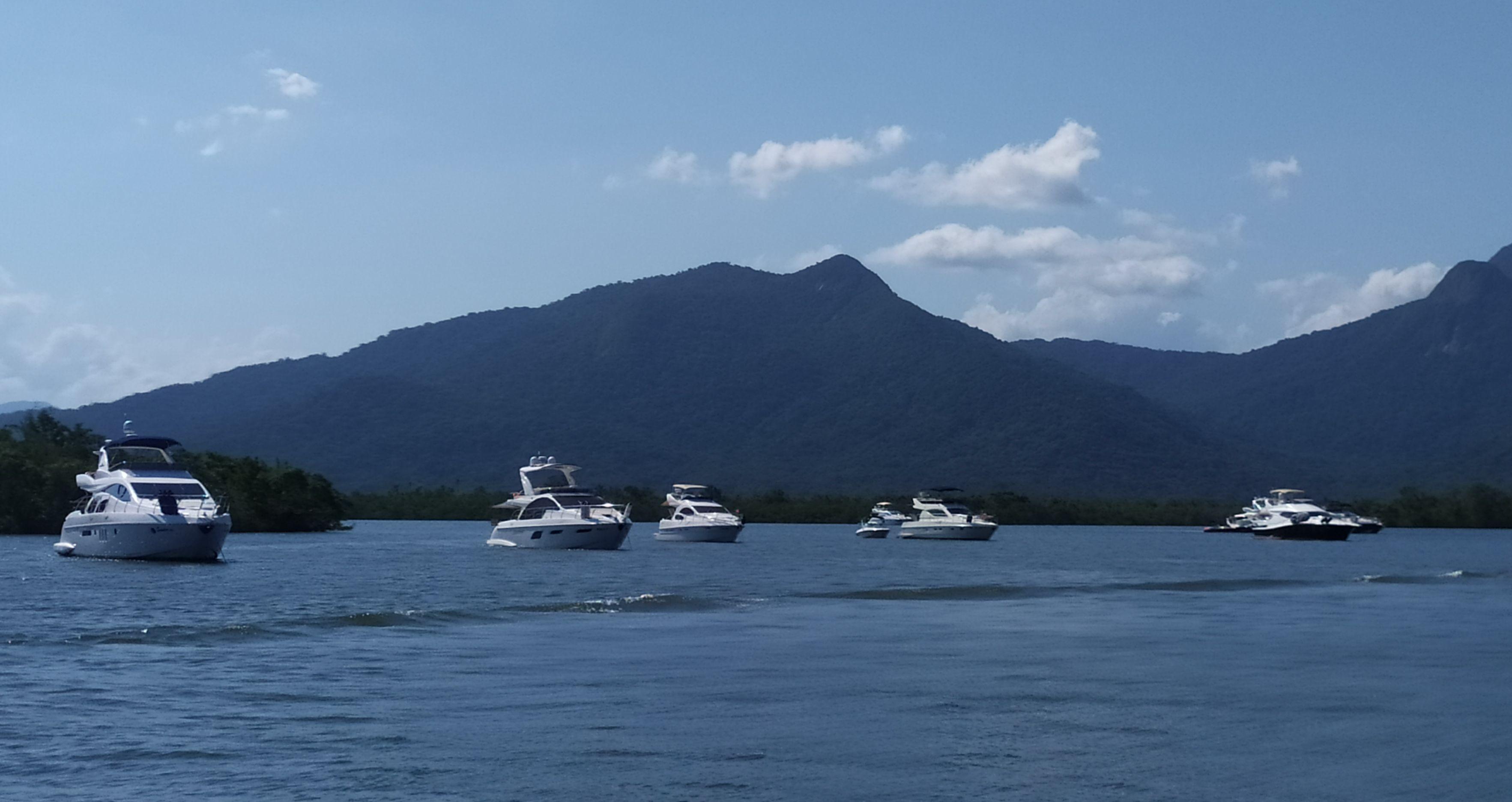 Falta de atenção do comandante de embarcação de Esporte e Recreio é a principal causa de acidentes