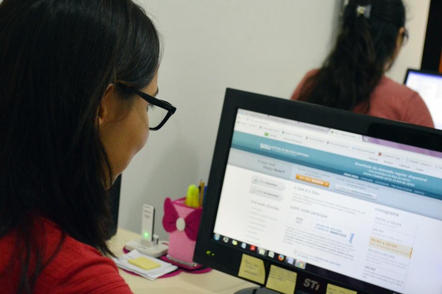 Inscrições pelo SiSu nas universidades estaduais acabam nesta semana