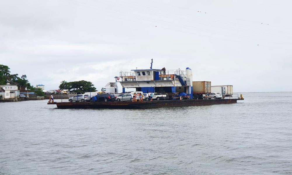 Ferry boat de Guaratuba tem nova operadora a partir de quarta-feira