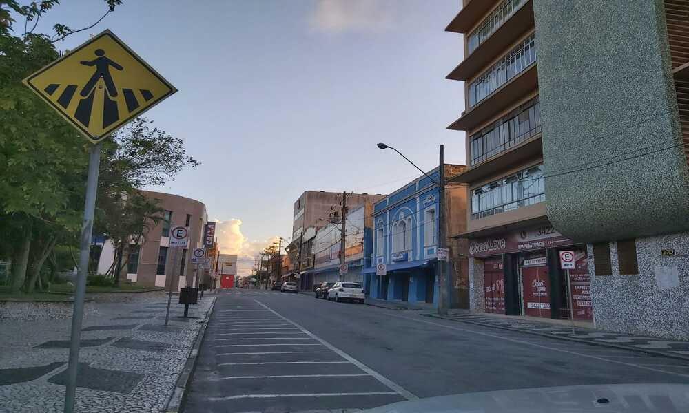Isolamento social em Paranaguá foi maior do que a média estadual na Páscoa
