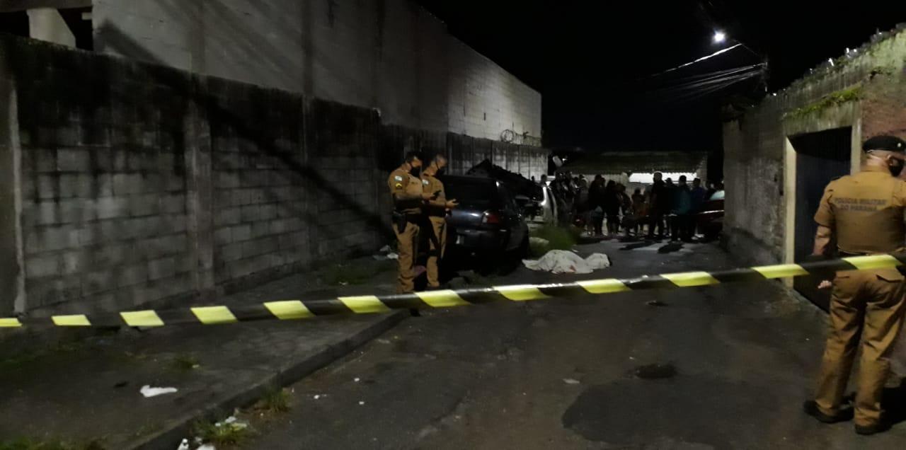 """Daniel """"Tigre"""", como a vítima era conhecida, trafegava de bicicleta quando foi surpreendido pelos assassinos"""