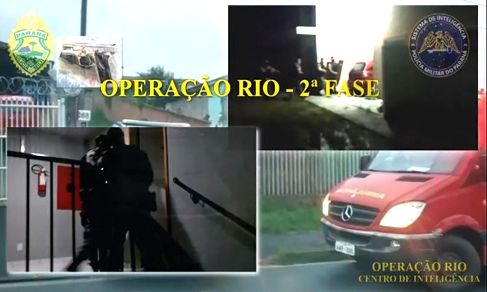 Polícia Militar deflagra Operação Rio (Segunda Fase)