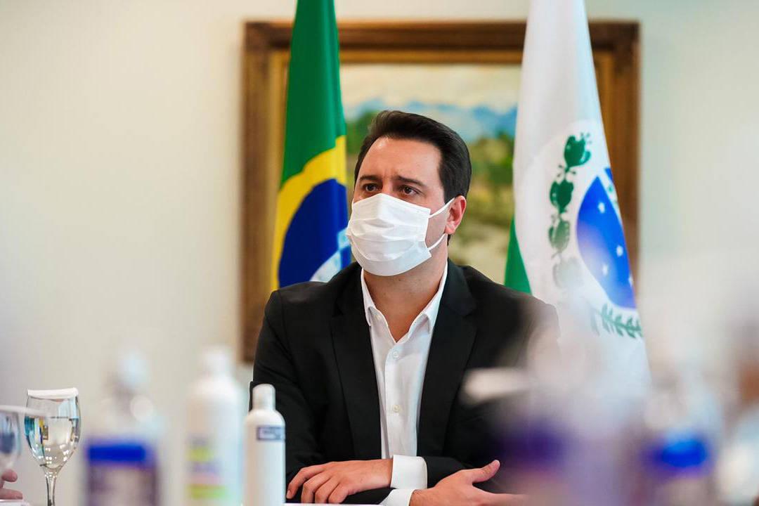 Governo do Paraná estende atuais medidas restritivas até segunda-feira