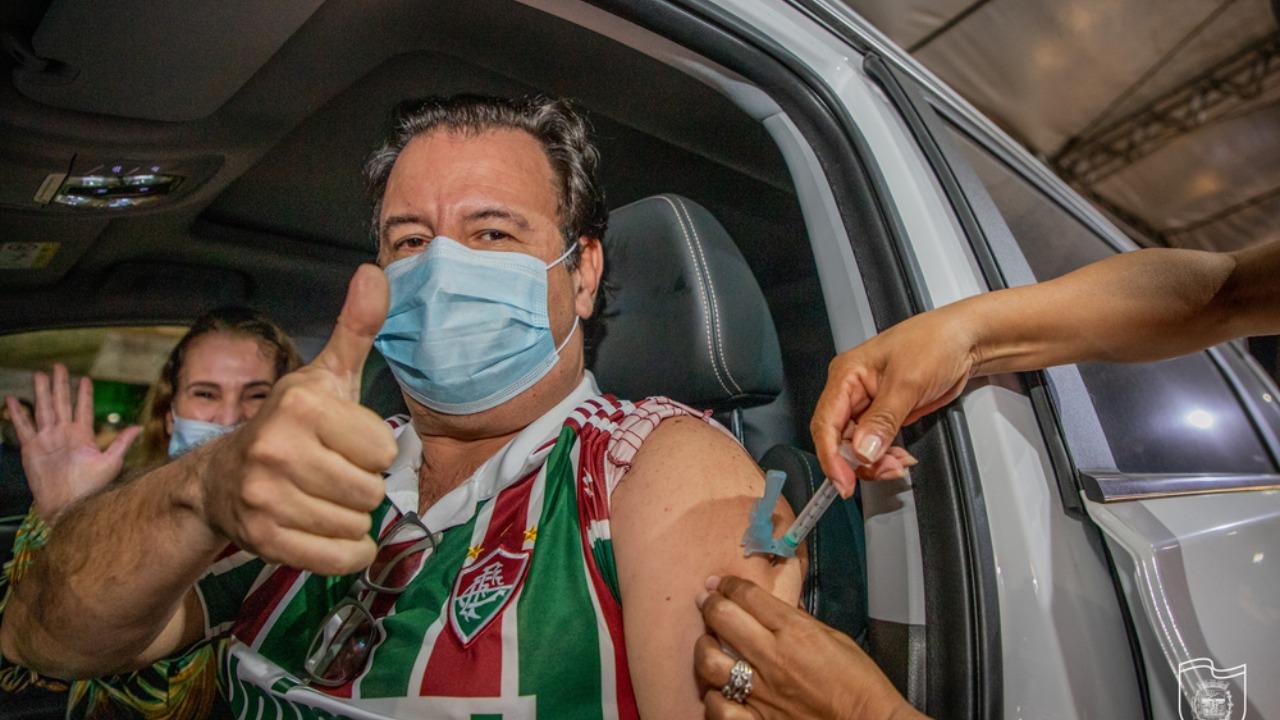 Cerca de 70% da população de Paranaguá já recebeu a primeira dose contra a Covid-19
