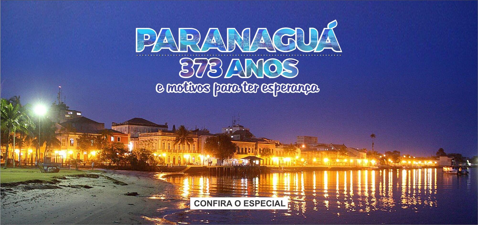 Aniversario de Paranaguá